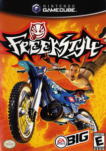Freekstyle - PS2 Game