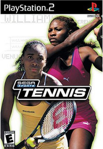 Sega Sports Tennis - PS2 Game