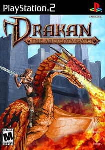 Drakan Ancients Gates - PS2 Game