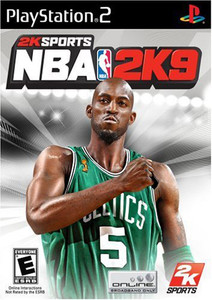 NBA 2K9 - PS2 Game