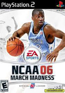 NCAA March Madness 2006 - PS2 Game