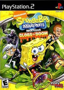 SpongeBob SquarePants Featuring Nicktoons Globs of Doom - PS2 Game