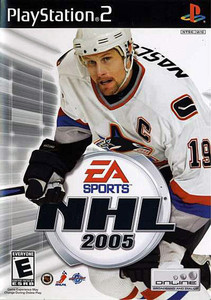 NHL 2005 - PS2 Game