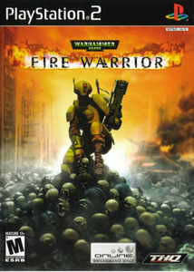 Warhammer 40000 Fire Warrior - PS2 Game