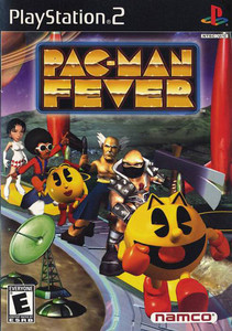 Pac-Man Fever - PS2 Game