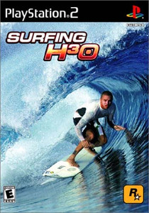 Surfing H3O - PS2 Game
