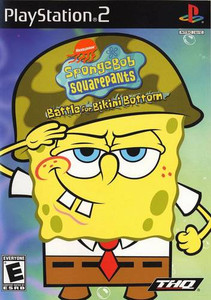 SpongeBob SquarePants Battle for Bikini Bottom - PS2 Game