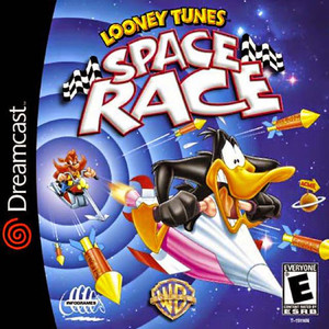 Looney Tunes Space Race - Dreamcast Game