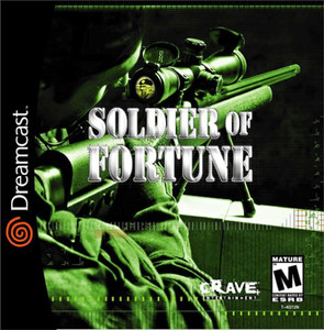 Soldier of Fortune Complete - Dreamcast Game