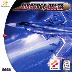Airforce Delta Complete - Dreamcast Game