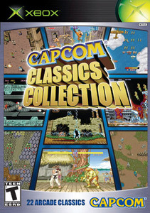 Capcom Classics Collection - Xbox Game