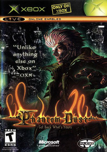 Phantom Dust - Xbox Game