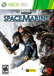 Warhammer 40,000 Space Marine - Xbox 360 Game