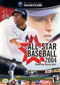 All-Star Baseball 2004 - GameCube