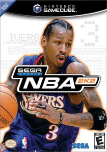 NBA 2K2 - Gamecube Game