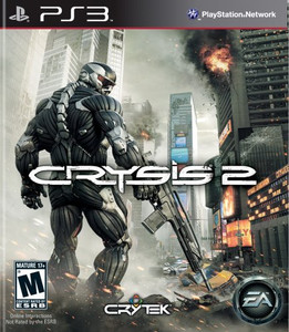 Crysis 2 - PS3 Game
