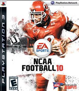 NCAA Football 10 - PS3 Game