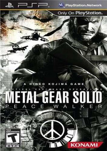 Metal Gear Solid: Peace Walker - PSP Game