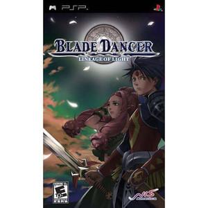 Blade Dancer Lineage of Light - PSP Game