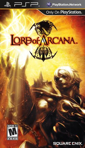 Lord of Arcana - PSP Game