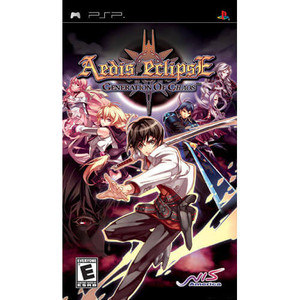 Aedis Eclipse Generation of Chaos - PSP Game