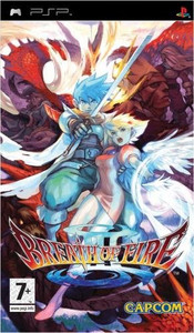 Breath of Fire III - PSP Game