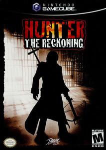 Hunter the Reckoning - GameCube Game