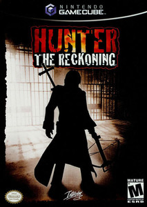 Hunter the Reckoning - GameCube Game