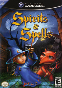 Spirits & Spells - GameCube Game