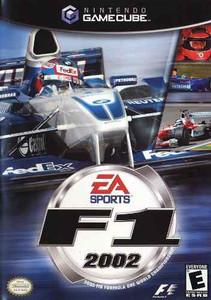 F1 2002 - GameCube Game