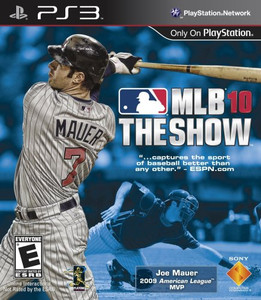 MLB 10 the Show - PS3 Game