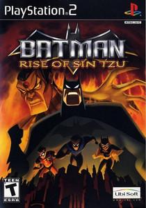 Batman Rise of Sin Tzu - PS2 Game