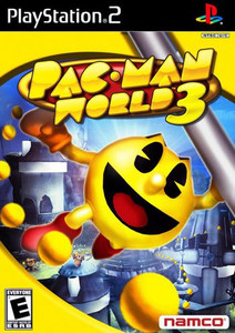 Pac-Man World 3 - PS2 Game