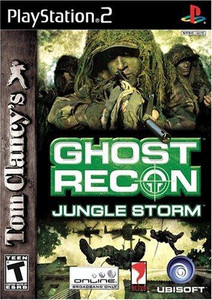 Ghost Recon Jungle Storm - PS2 Game