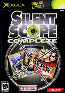Silent Scope Complete - Xbox Game