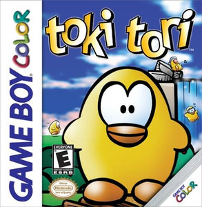 Toki Tori - Game Boy Color Game