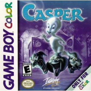 Casper - Game Boy Color Game