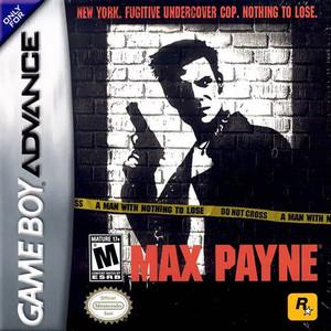 Max Payne - Game Boy Advance Game