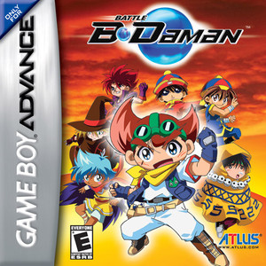Battle B-Daman - Game Boy Advance Game