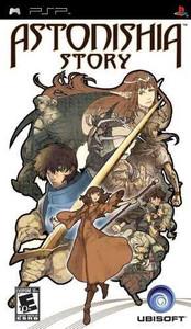 Astonishia Story - PSP Game