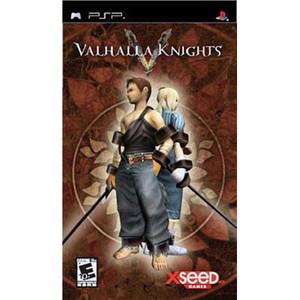 Valhalla Knights - PSP Game