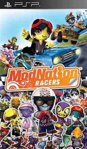 ModNation - PSP Game