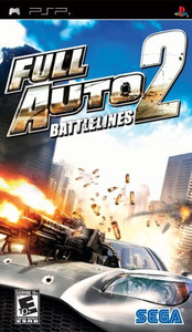 Full Auto 2 Battlelines - PSP Game
