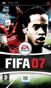 FIFA 07 Soccer - PSP Game