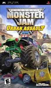Monster Jam Urban Assault - PSP Game