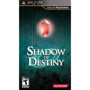 Shadow of Destiny - PSP Game