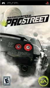 Need for Speed Pro Street - PSP Game