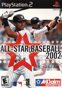 All-Star Baseball 2002 - PS2 Game