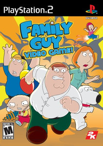 Family Guy - PS2 Game