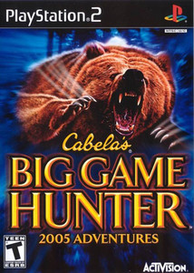 Cabela's Big Game Hunter 2005 Adventures - PS2 Game